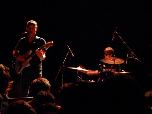 Wavves at Bowery Ballroom. July 15, 2009.
